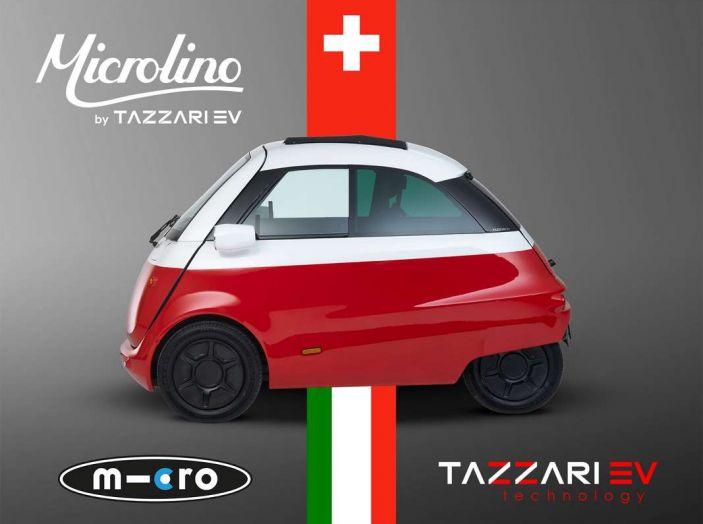 Microlino by Tazzari EV, la nuova Isetta venduta da 12.000 euro - Foto 2 di 7