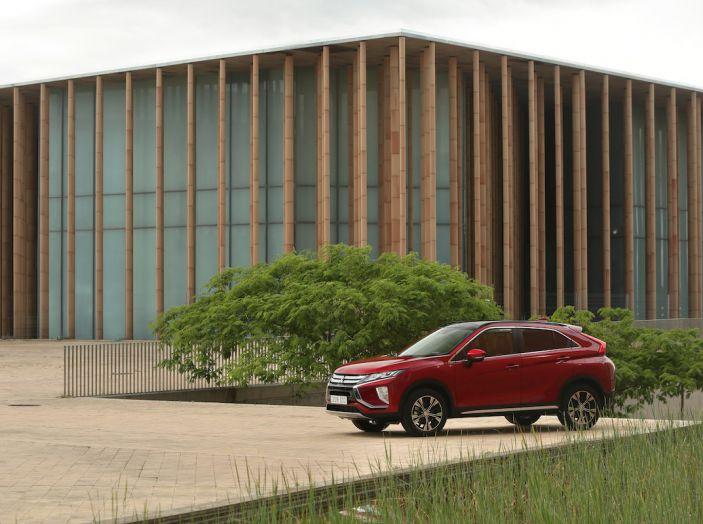 Test drive Mitsubishi Eclipse Cross, il Made in Japan per sfidare i giganti - Foto 22 di 44