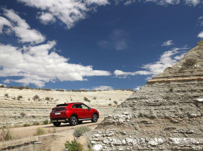 Test drive Mitsubishi Eclipse Cross, il Made in Japan per sfidare i giganti - Foto 32 di 44