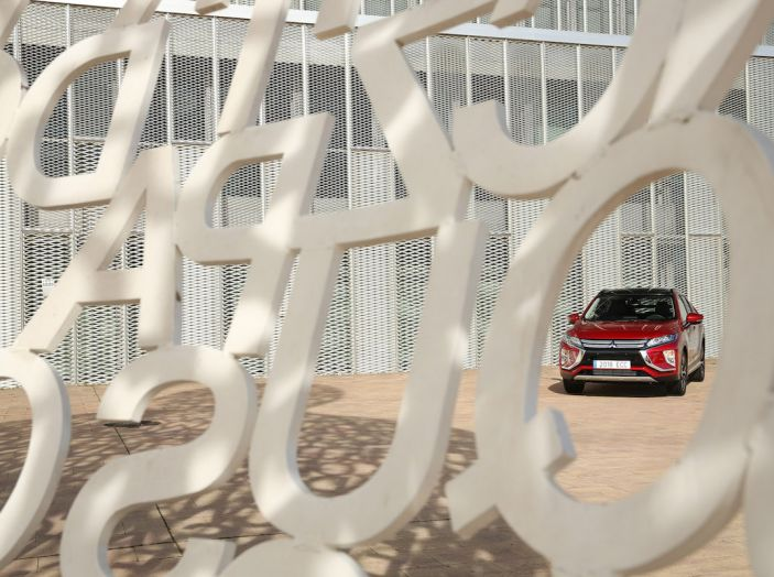 Test drive Mitsubishi Eclipse Cross, il Made in Japan per sfidare i giganti - Foto 13 di 44