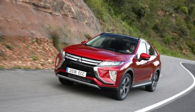 Test drive Mitsubishi Eclipse Cross, il Made in Japan per sfidare i giganti