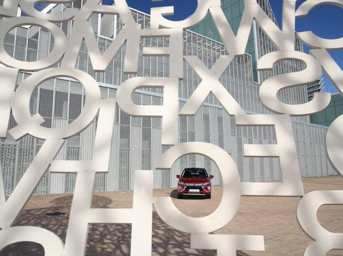 Test drive Mitsubishi Eclipse Cross, il Made in Japan per sfidare i giganti - Foto 14 di 44