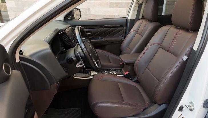 SUV, Mitsubishi Outlander PHEV festeggia 100.000 clienti in Europa - Foto 6 di 8