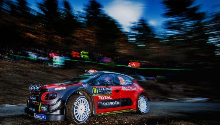 AVVIO IN SALITA PER LE C3 WRC - Foto 3 di 3