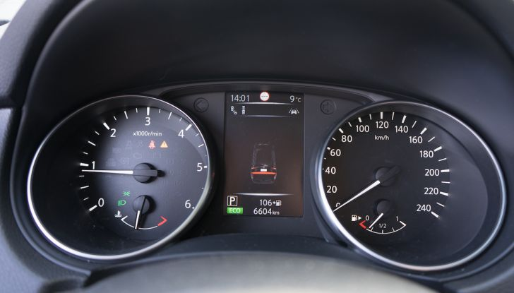 [VIDEO] Nissan Qashqai 2017, la prova su strada del 130CV Diesel - Foto 19 di 25
