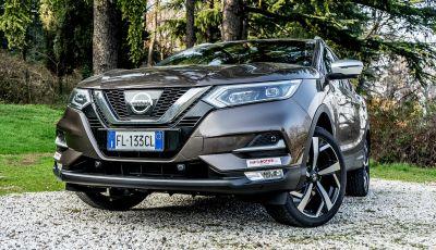 [VIDEO] Nissan Qashqai 2017, la prova su strada del 130CV Diesel