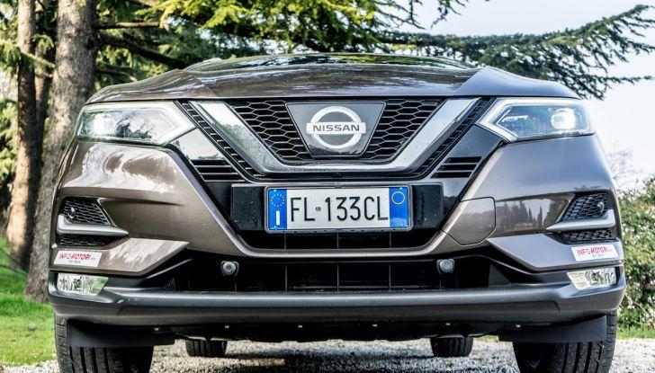 [VIDEO] Nissan Qashqai 2017, la prova su strada del 130CV Diesel - Foto 12 di 25