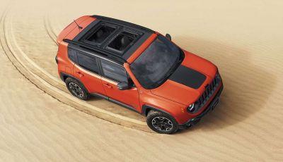 Nuova Jeep Renegade MY18, connettività al top e una gamma sempre più completa