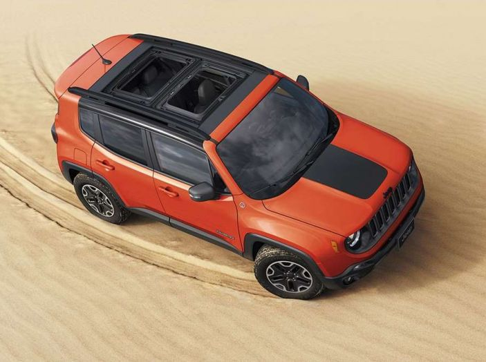 Nuova Jeep Renegade MY18, connettività al top e una gamma sempre più completa - Foto 1 di 4