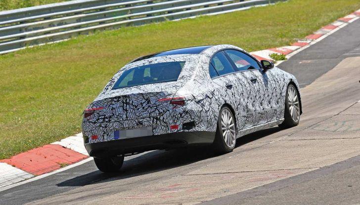 Nuova Mercedes CLA 2019, i dettagli della seconda generazione - Foto 13 di 17