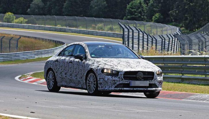 Nuova Mercedes CLA 2019, i dettagli della seconda generazione - Foto 17 di 27