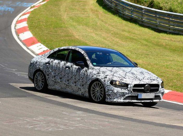 Nuova Mercedes CLA 2019, i dettagli della seconda generazione - Foto 1 di 17