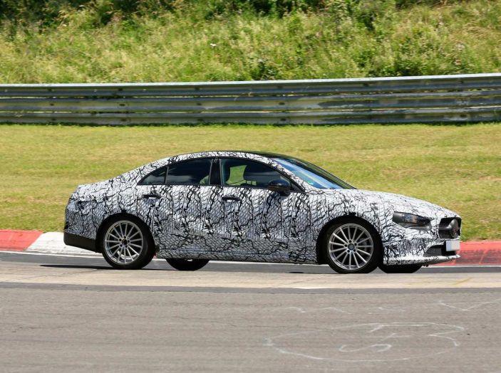 Nuova Mercedes CLA 2019, i dettagli della seconda generazione - Foto 3 di 17