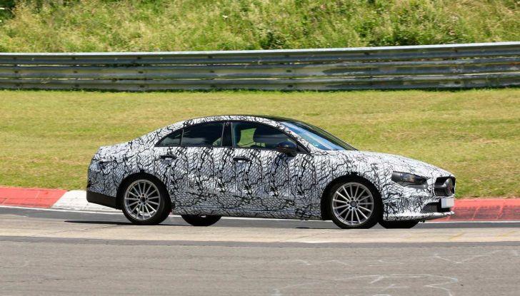 Nuova Mercedes CLA 2019, i dettagli della seconda generazione - Foto 13 di 27