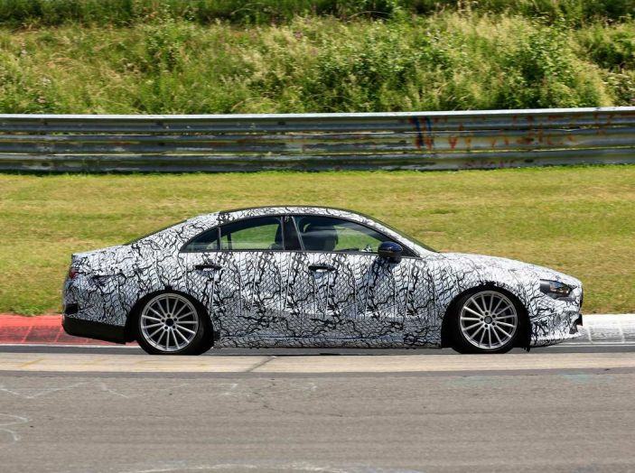 Nuova Mercedes CLA 2019, i dettagli della seconda generazione - Foto 8 di 17