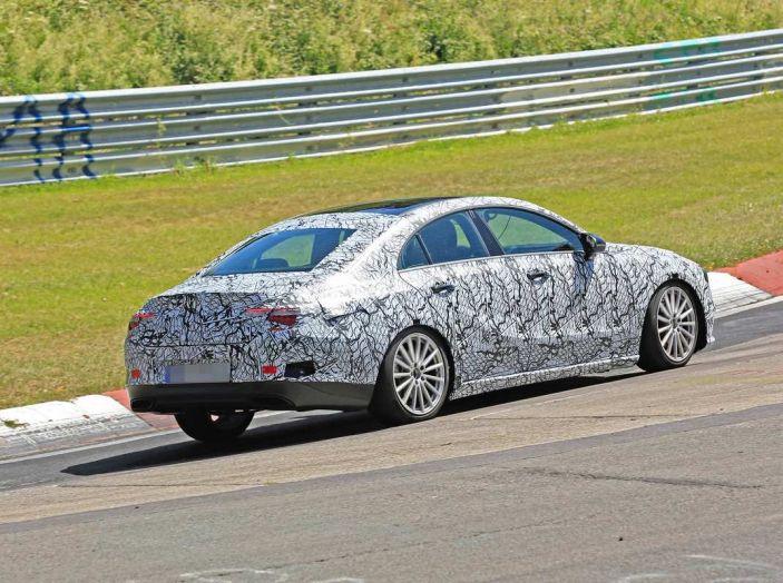 Nuova Mercedes CLA 2019, i dettagli della seconda generazione - Foto 11 di 17