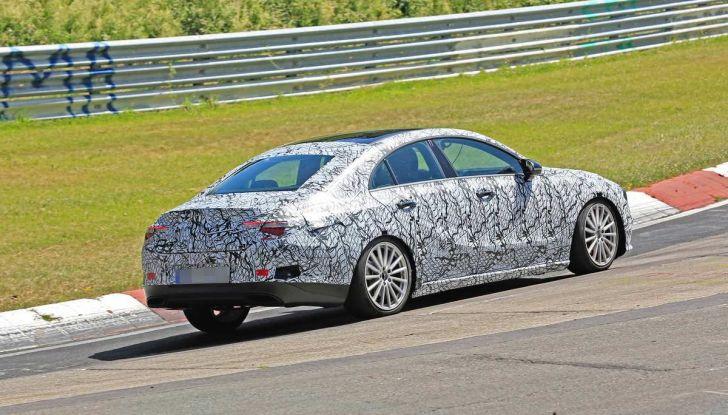 Nuova Mercedes CLA 2019, i dettagli della seconda generazione - Foto 21 di 27