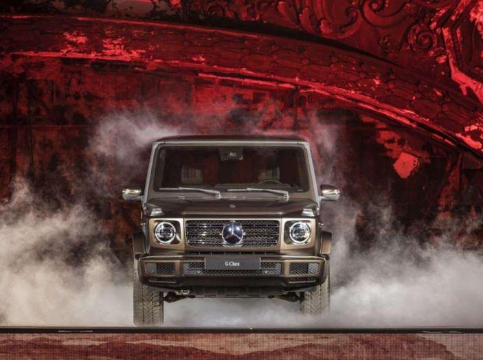 Nuova Mercedes Classe G 2018, prezzi e motori della regina dell'off-road - Foto 17 di 33