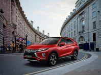 Nuova Mitsubishi Eclipse Cross 2018, informazioni e prezzi