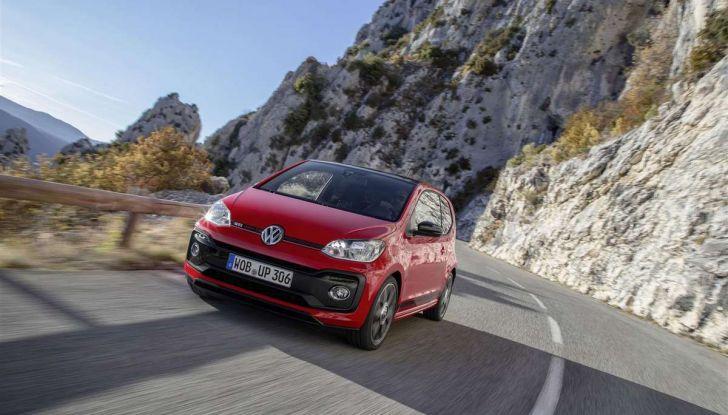 Nuova Volkswagen Up! GTI, prezzi, motori e allestimenti - Foto 5 di 20