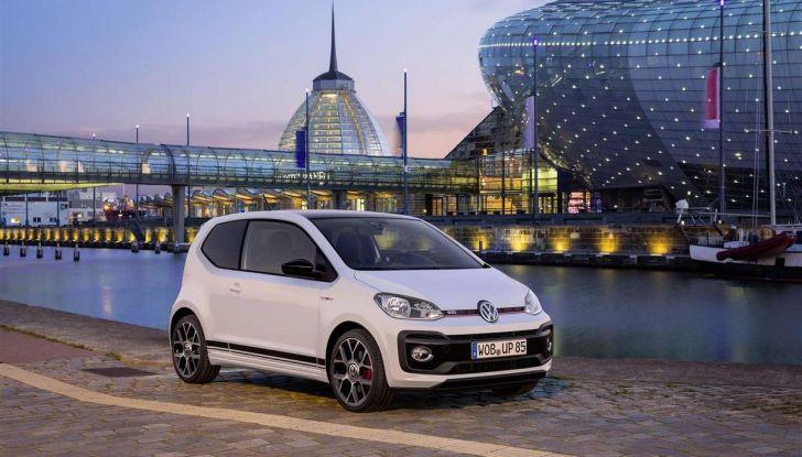 Nuova Volkswagen Up! GTI, prezzi, motori e allestimenti - Foto 13 di 20