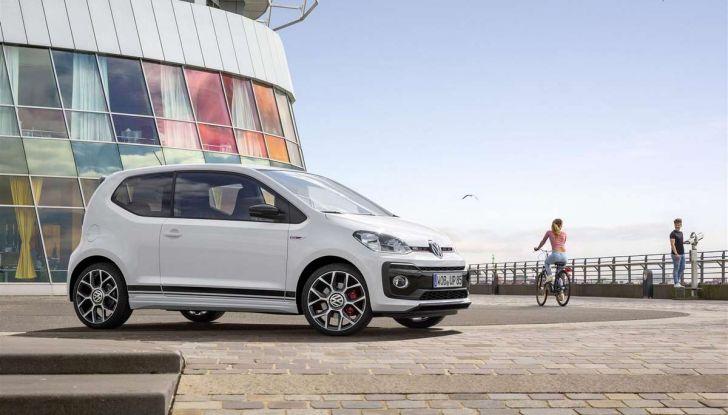 Nuova Volkswagen Up! GTI, prezzi, motori e allestimenti - Foto 14 di 20