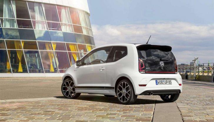 Nuova Volkswagen Up! GTI, prezzi, motori e allestimenti - Foto 15 di 20