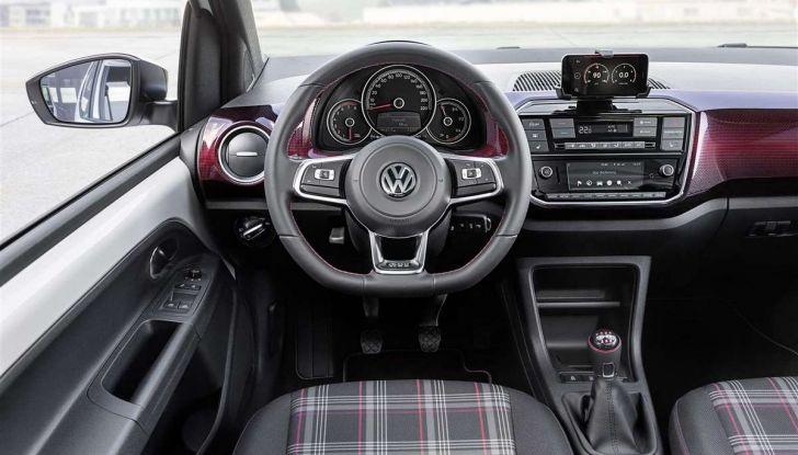 Nuova Volkswagen Up! GTI, prezzi, motori e allestimenti - Foto 17 di 20