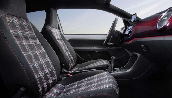 Nuova Volkswagen Up! GTI, prezzi, motori e allestimenti - Foto 18 di 20
