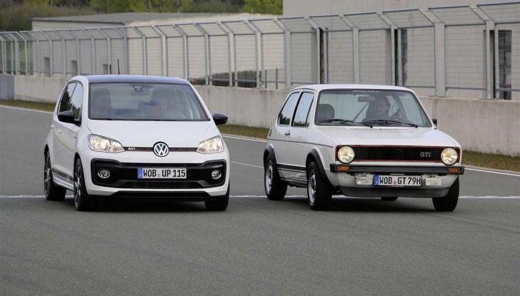 Nuova Volkswagen Up! GTI, prezzi, motori e allestimenti - Foto 19 di 20