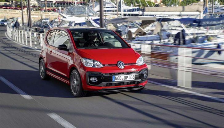 Nuova Volkswagen Up! GTI, prezzi, motori e allestimenti - Foto 6 di 20