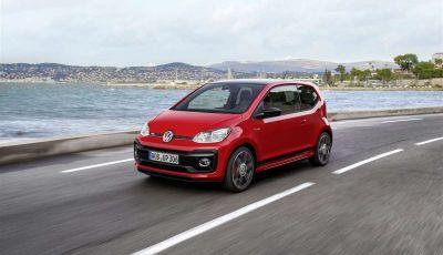 Nuova Volkswagen Up! GTI, prezzi, motori e allestimenti