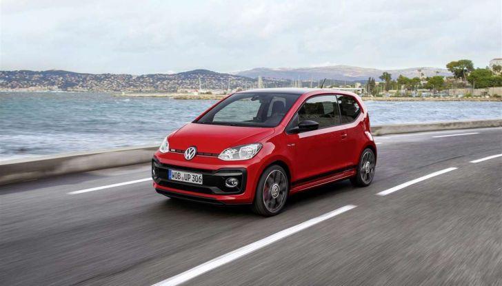 Nuova Volkswagen Up! GTI, prezzi, motori e allestimenti - Foto 1 di 20