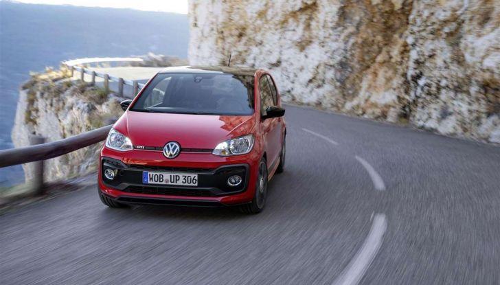 Nuova Volkswagen Up! GTI, prezzi, motori e allestimenti - Foto 7 di 20