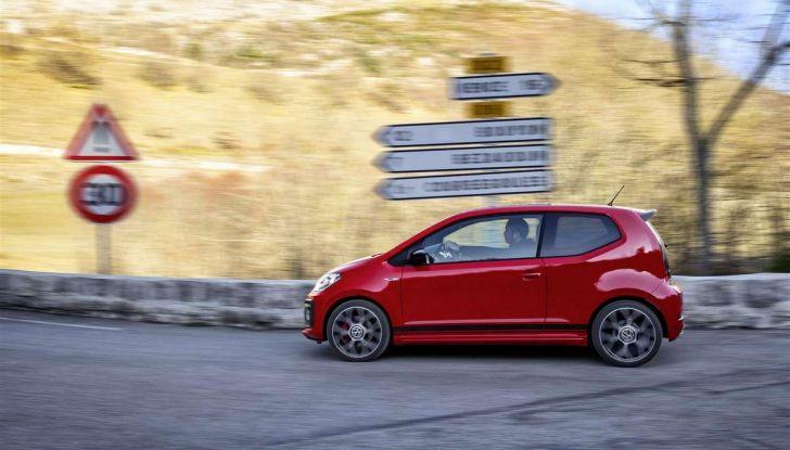 Nuova Volkswagen Up! GTI, prezzi, motori e allestimenti - Foto 3 di 20