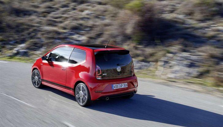 Nuova Volkswagen Up! GTI, prezzi, motori e allestimenti - Foto 4 di 20