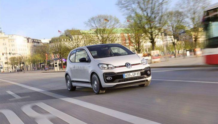 Nuova Volkswagen Up! GTI, prezzi, motori e allestimenti - Foto 9 di 20