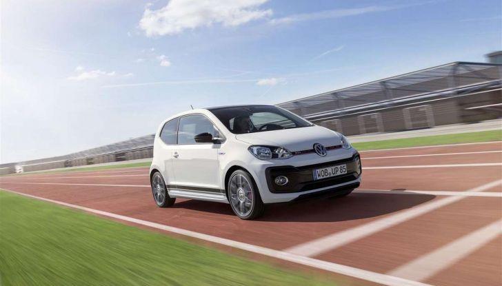 Nuova Volkswagen Up! GTI, prezzi, motori e allestimenti - Foto 10 di 20