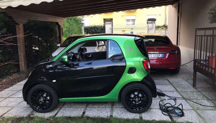Smart ED: provata su strada la nuova Smart elettrica - Foto 26 di 48