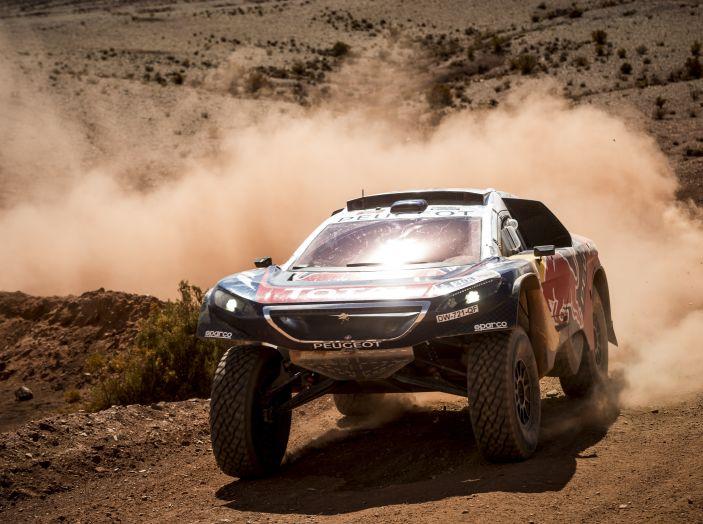 Le grandi vittorie di Peugeot, anche alla Dakar - Foto 2 di 3