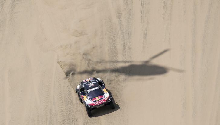 Dakar 2018 – L'ultima volta per Peugeot - Foto 1 di 2