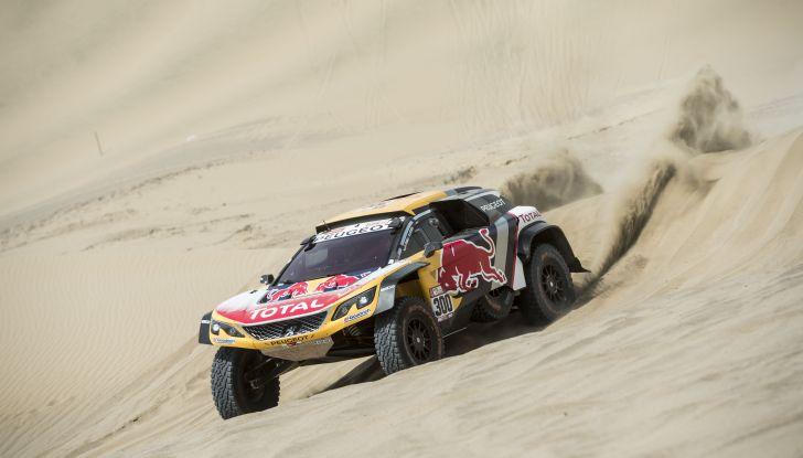 Dakar 2018 – L'ultima volta per Peugeot - Foto 2 di 2
