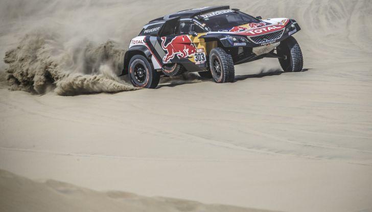 Dakar 2018 – L'Albo d'oro di Peugeot - Foto 4 di 4