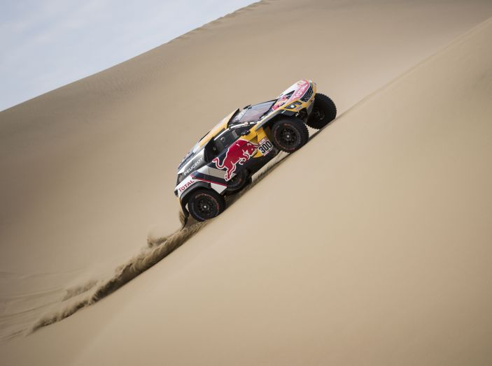 Le grandi vittorie di Peugeot, anche alla Dakar - Foto 3 di 3