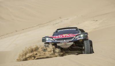 Dakar 2018 - la classifica dopo la Tappa 4