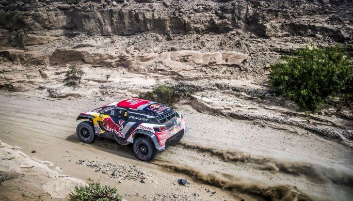 Dakar 2018 – La classifica dopo la tappa numero 5 con Peugeot al comando - Foto 2 di 3