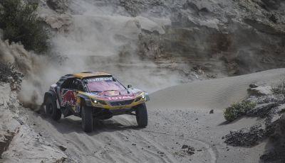 Dakar 2018 - La classifica dopo la tappa numero 5 con Peugeot al comando