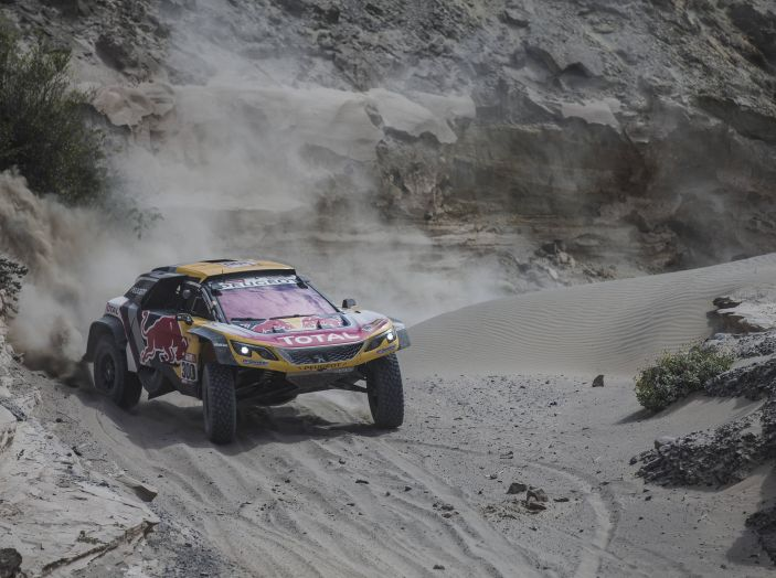 Dakar 2018 – La classifica dopo la tappa numero 5 con Peugeot al comando - Foto 1 di 3