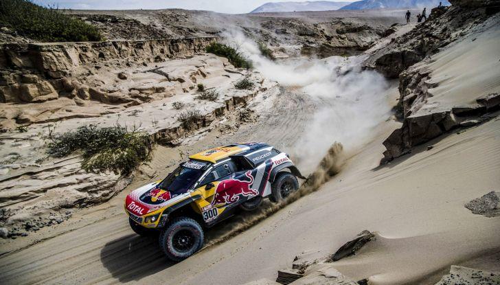 Dakar 2018 – La classifica dopo la tappa numero 5 con Peugeot al comando - Foto 3 di 3
