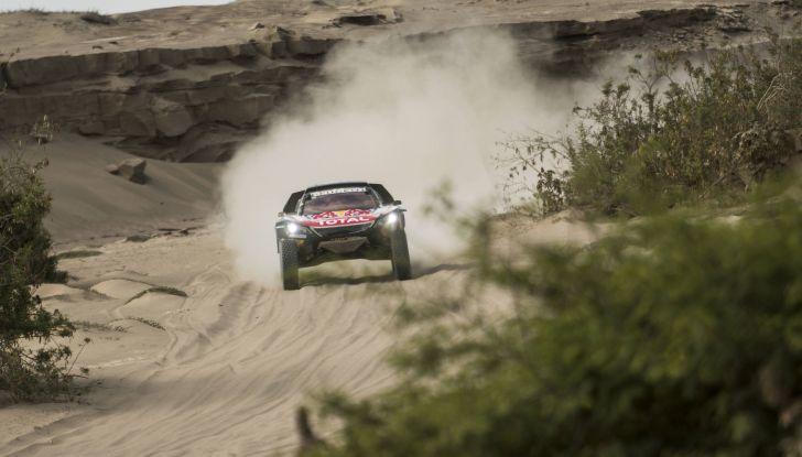Dakar 2018 – qualche cifra sulla gara - Foto 2 di 2